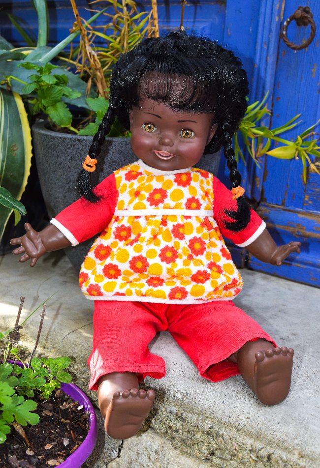poupée Raynal Monica