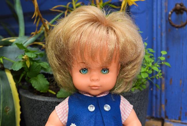 Poupée Bella Lorette... ou pas