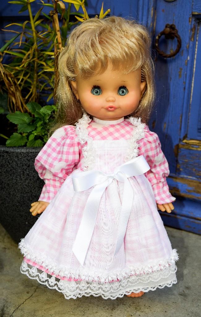 poupée Clodrey Madeleine petite fille modèle
