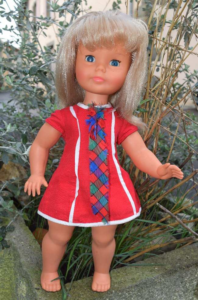 poupée Polyflex Clodrey