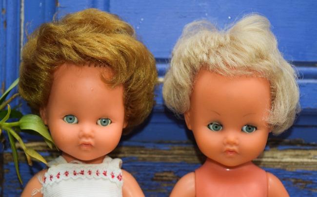 poupée Gégé années 1960 Mimi