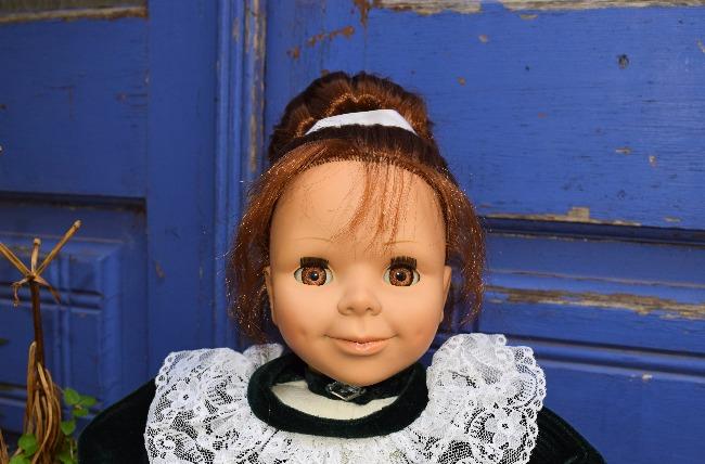 poupée Bluebell Agnés de Villeroy