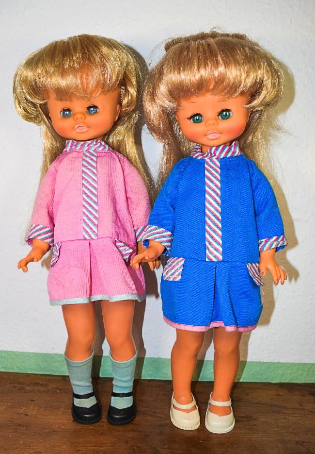 poupée Clodrey Régine maxi-mannequin taille articulée