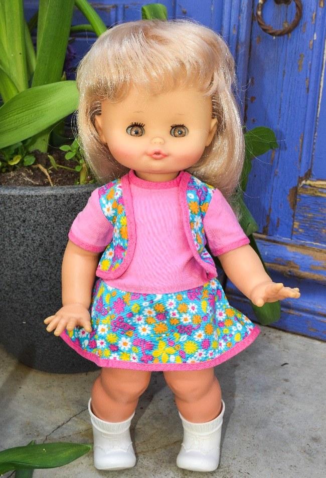 poupée Clodrey Bettina