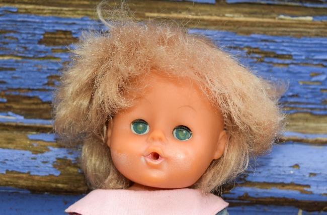 Petite Tinnie poupée Raynal