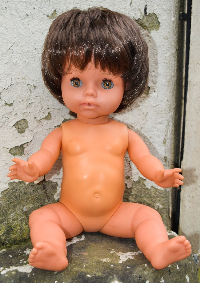 poupon Raynal Babylove cheveux implantés