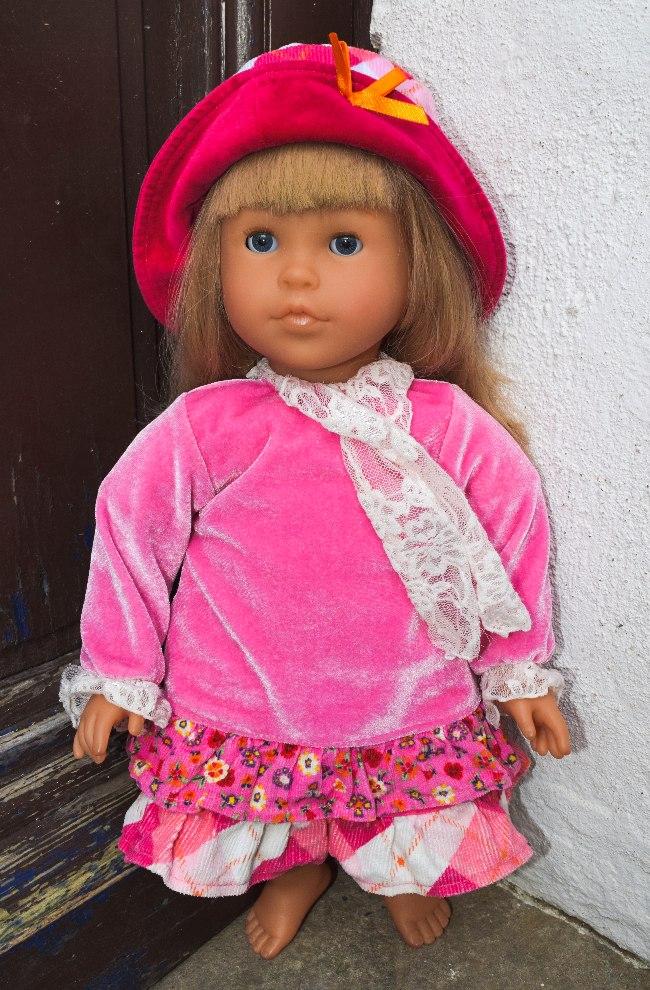 poupée Corolle Fleur M2193 2008