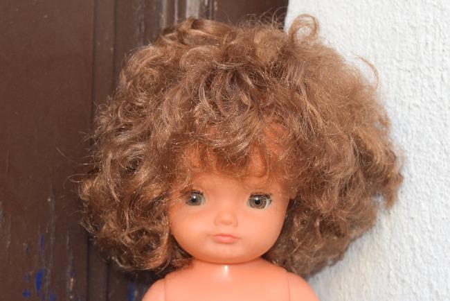 poupée Bella Gigi, série spéciale pour Le Bon Marché
