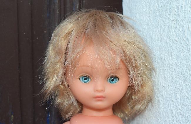 poupée Bella Gigi, série spéciale Bon Marché 1970
