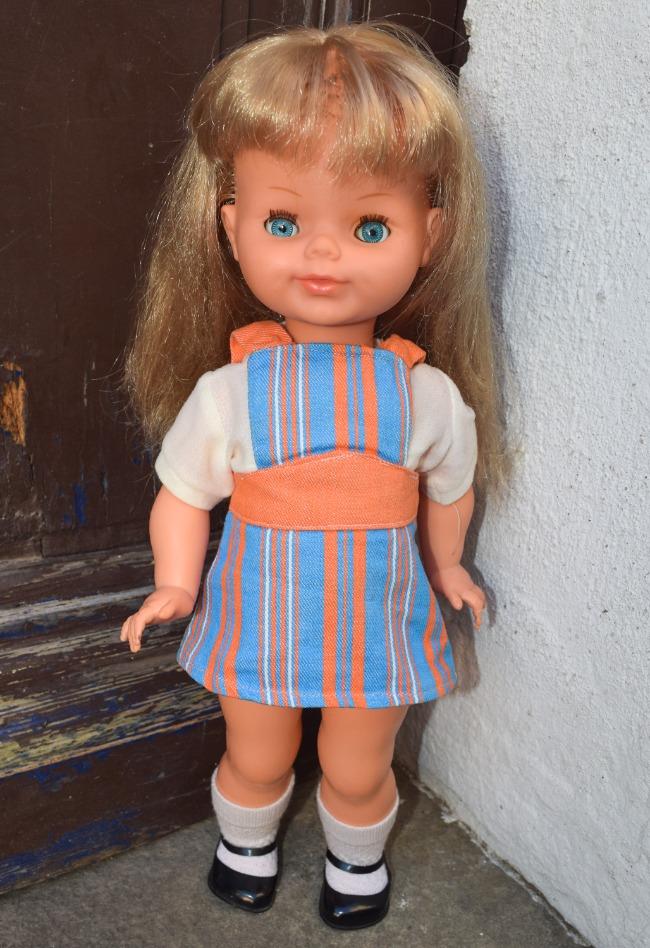CHristelle, poupée Bella série spéciale 1973