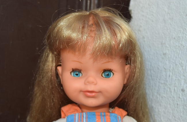 poupée Bella Christelle Galeries Lafayette