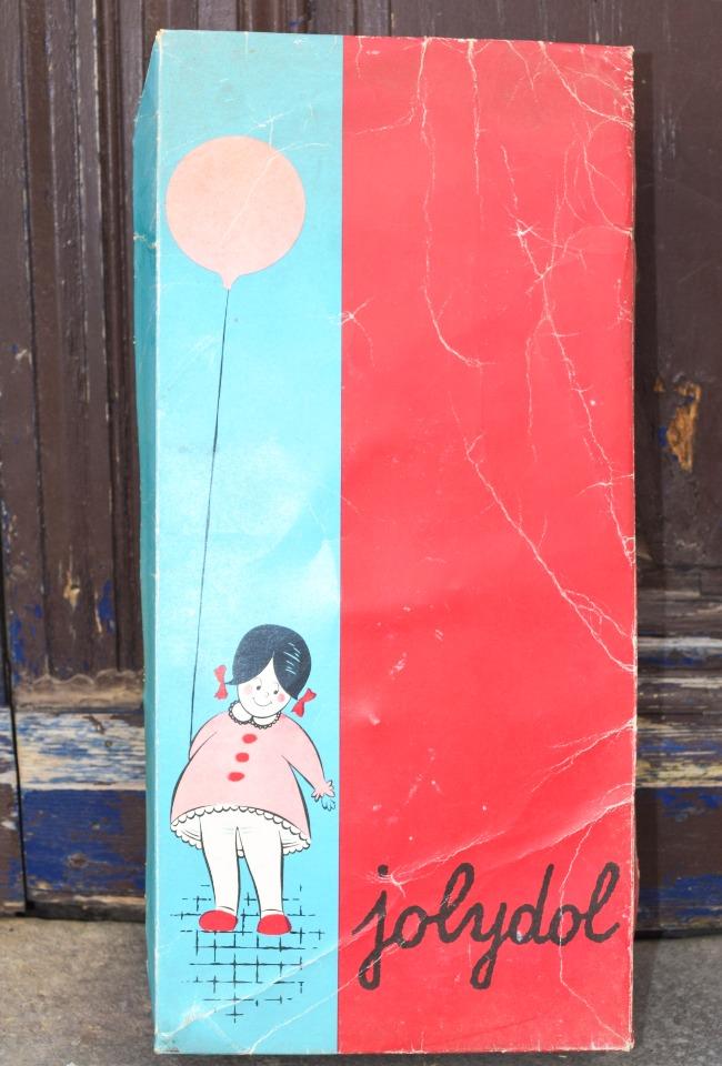 boîte poupée Jolydol