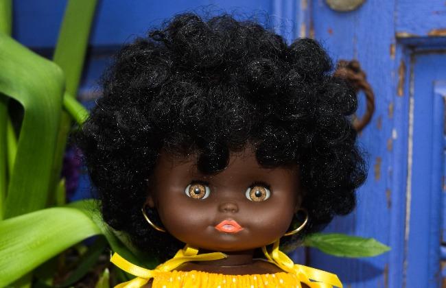 poupée Clodrey Madou 1980