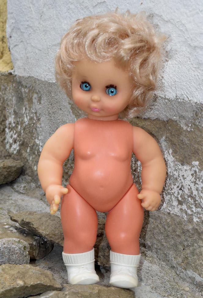Caramelle, poupée Clodrey