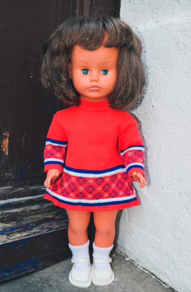 poupée Gégé Jasmine