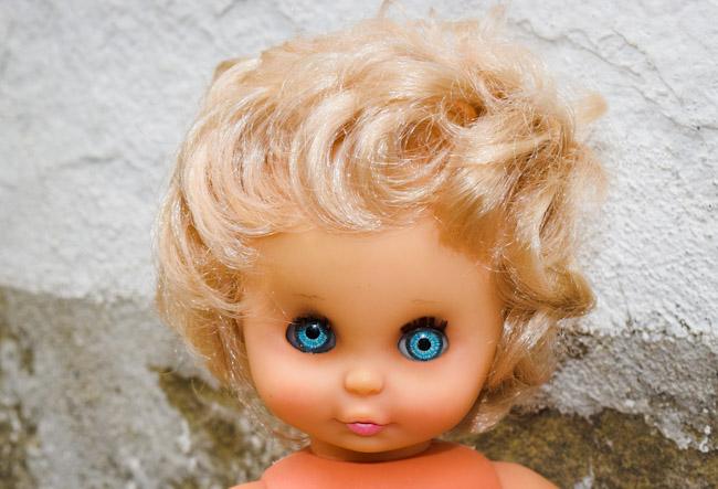 poupée Clodrey Caramelle