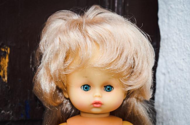 Lison, poupée Clodrey