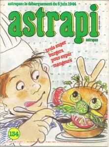 Astrapi numéro 134 du 15 mai 1984